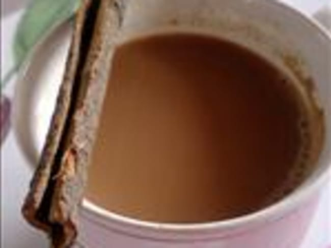 Thé de cannelle
