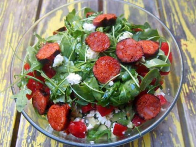 Salade de tous les soirs