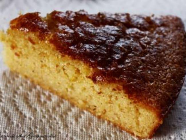 Gâteau mexicain au maïs