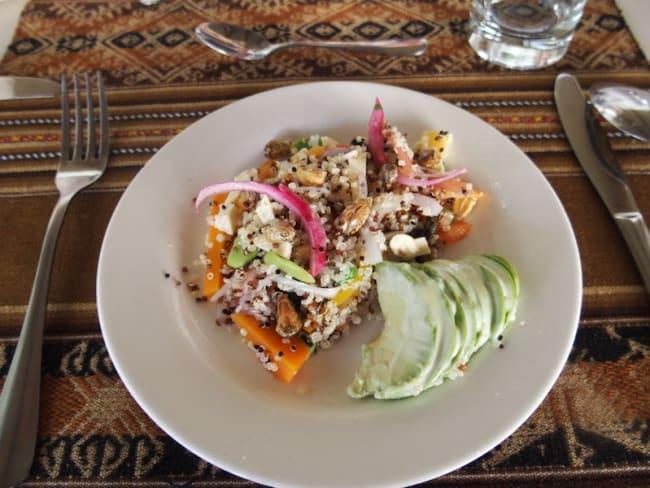 Salade Inca