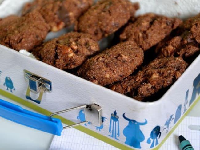 Cookies chocolat-noix de pécan