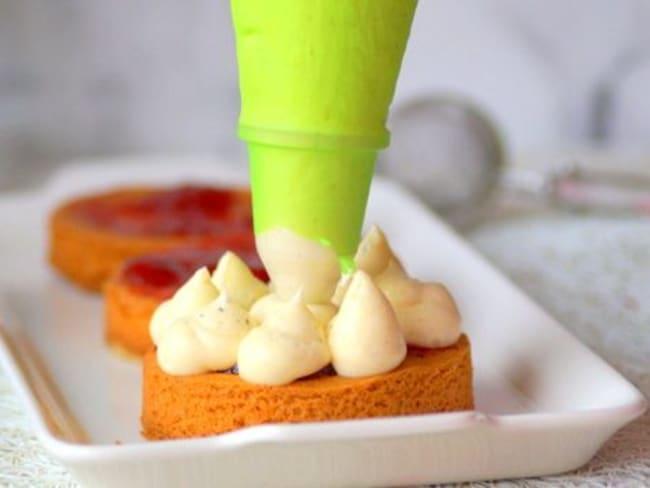 Crème pâtissière de Michalak