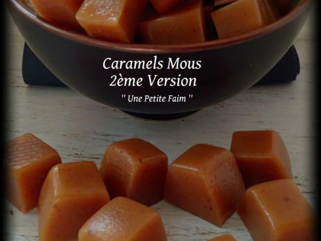 Caramels mous 2ème version