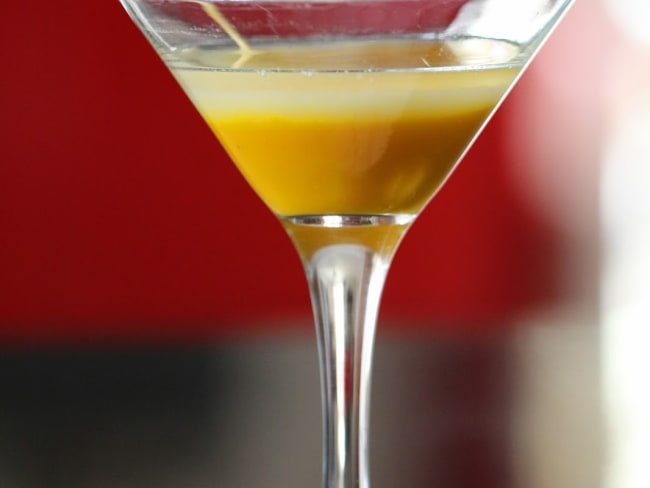 Cocktail mangue Tequila