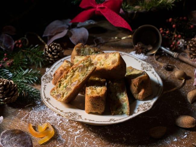 Fondants aux poires, pistaches et gingembre