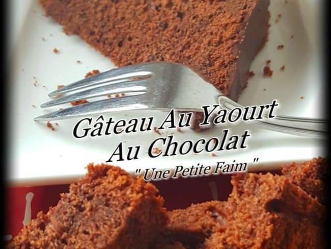 Gâteau au yaourt au chocolat