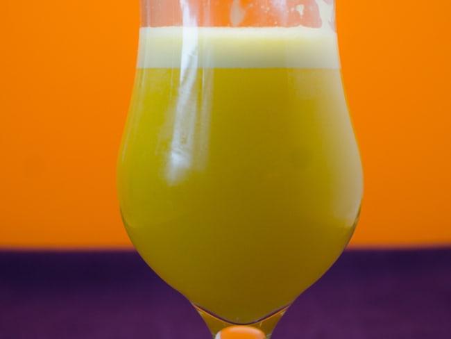 Smoothie au citron et à l'orange