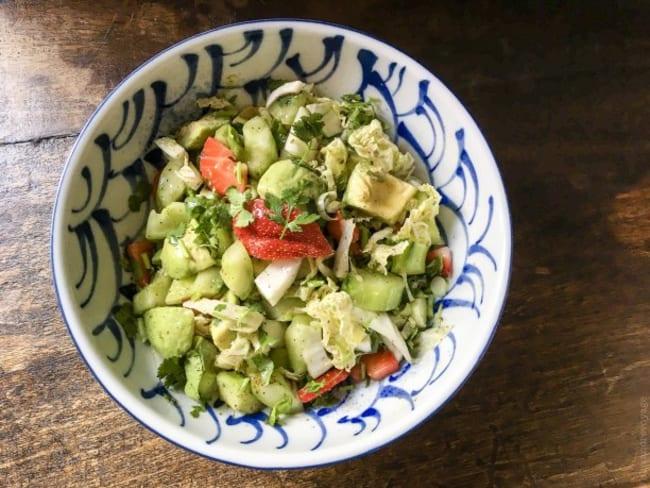 Ma salade californienne