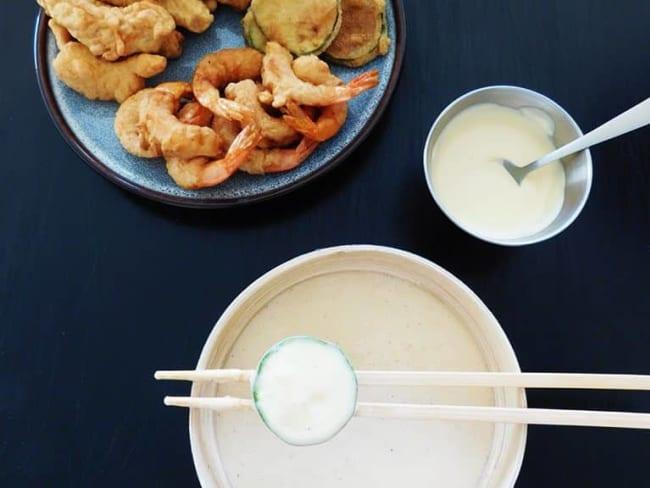 Pâte à tempura
