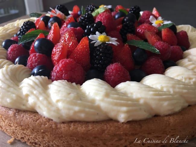 Tarte Multi fruits