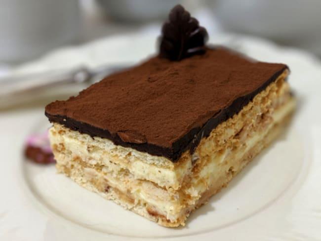 Boston Cake, version express.