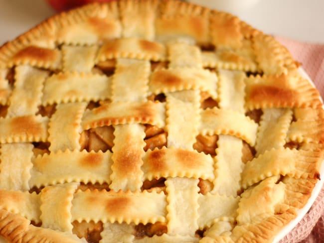 L'apple pie américaine
