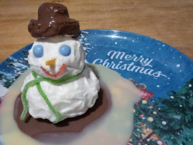 Les profiteroles de Noël