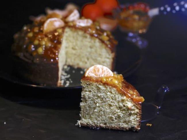 Gâteaux aux clémentines et aux noisettes