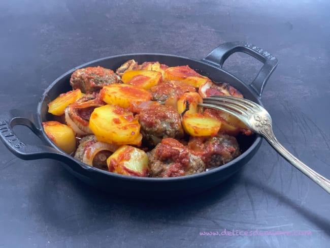 Kafta batata