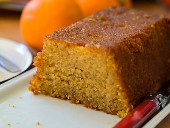 Le sublime cake aux agrumes et cannelle