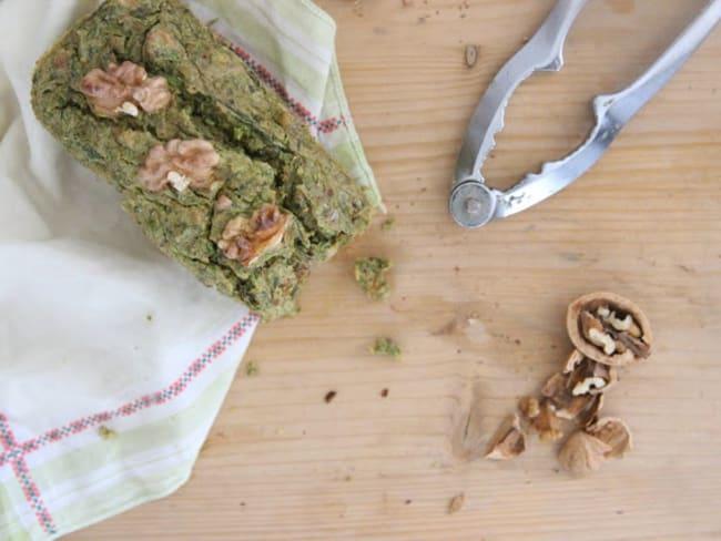 Mini-cakes roquette et noix