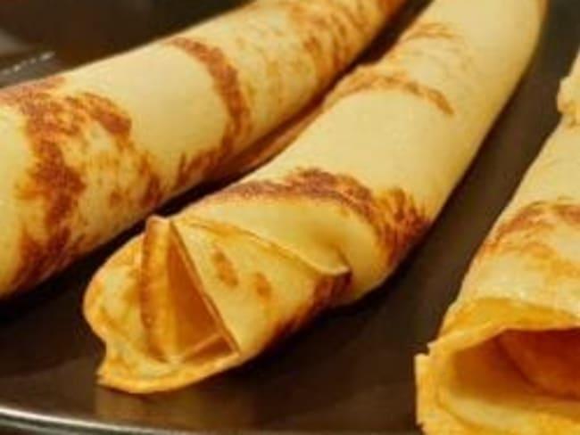 Pâte à crêpes simple