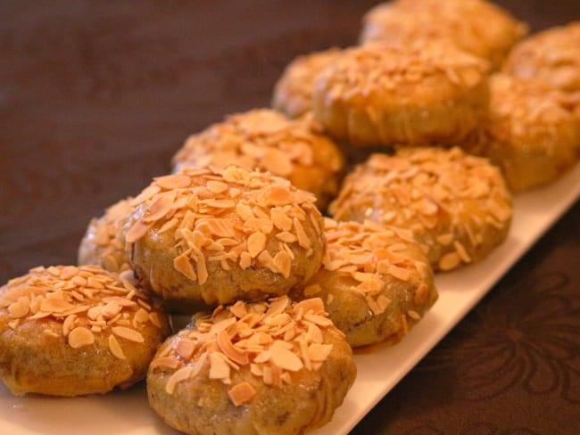 Pastilla marocaine poulet et amandes