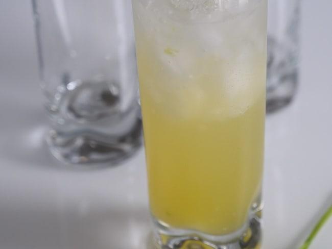 Mocktail Anatole à l'ananas