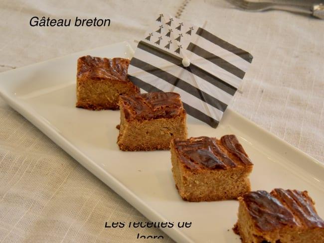 Gâteau breton au sarrazin