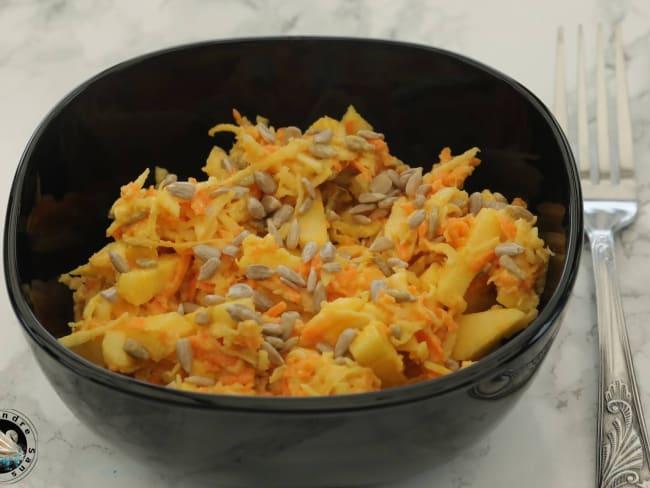 Coleslaw de chou-rave