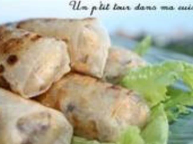 P'tits Nems Porc et Crevettes