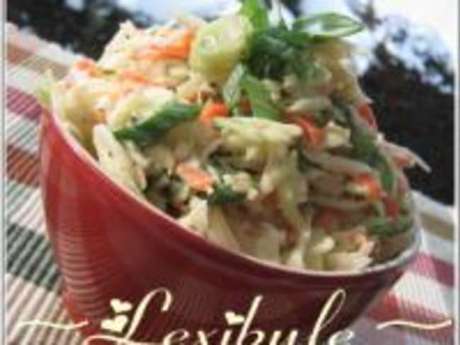 Salade de Chou Crémeuse