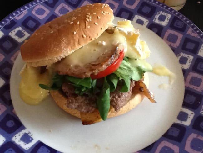 Hamburger normand