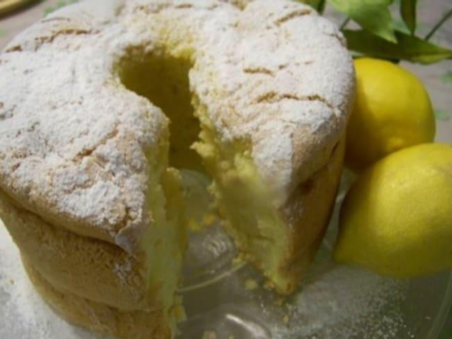 Gâteau de Savoie ou le biscuit de Savoie