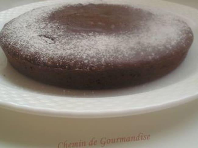 Fondant au chocolat & cannelle