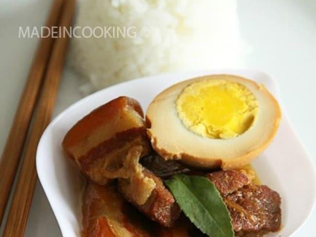 Porc au caramel vietnamien