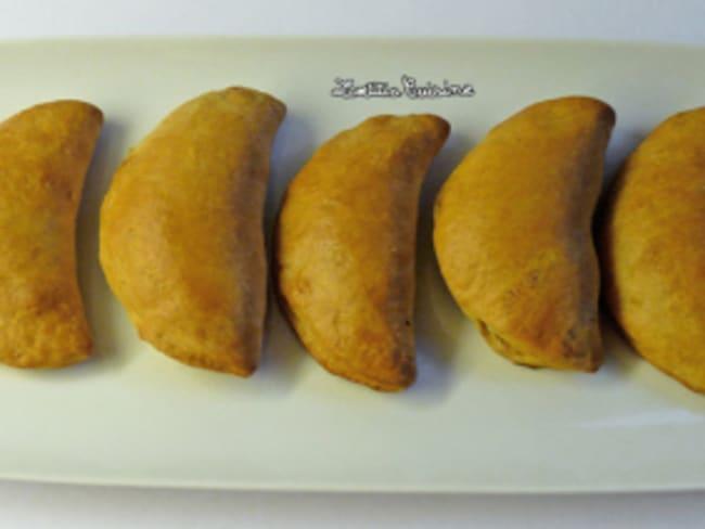 Beignets au four : pomme cannelle