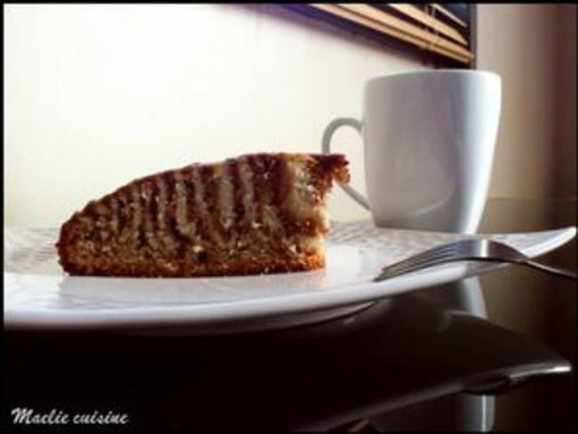 "Le ""Crouching tiger, hidden zebra cake"" de Lorraine Pascale"