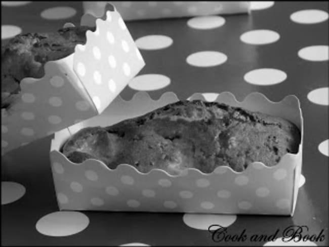 Mini cake aux pommes et à la ricotta