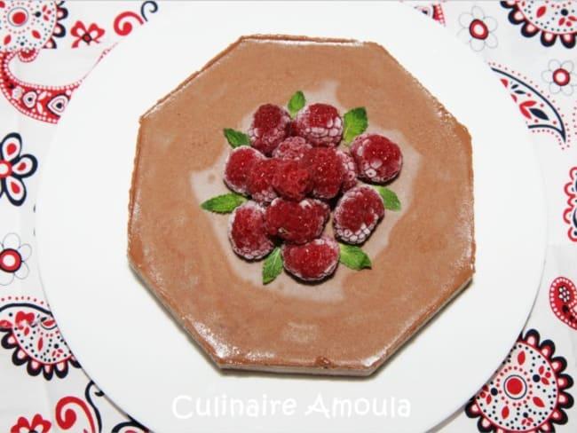 Semifreddo au Nutella