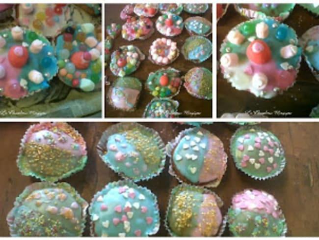 Cupcakes version pain d'épices
