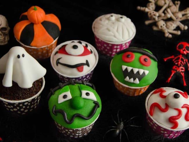 Livides, flamboyantes ou malfaisantes Halloween porte haut ses couleurs