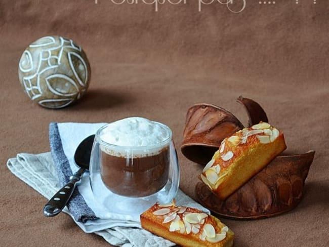 Chocolat rhum clémentine confite