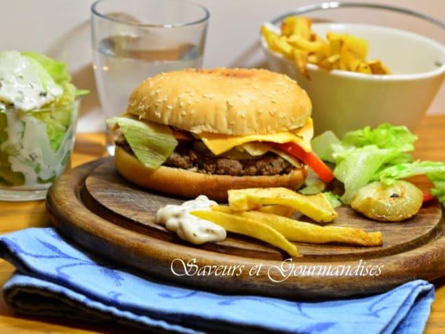 Hamburgers maison 2.