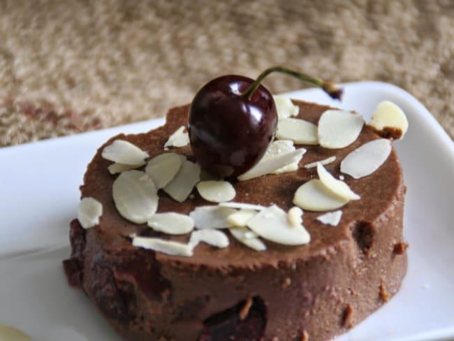 Bavarois Chocolat Cerises