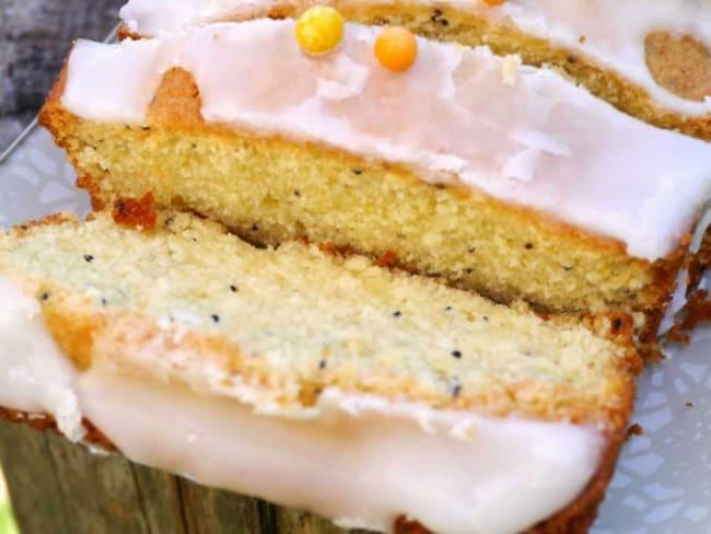 Cake citron comme Pierre Hermé