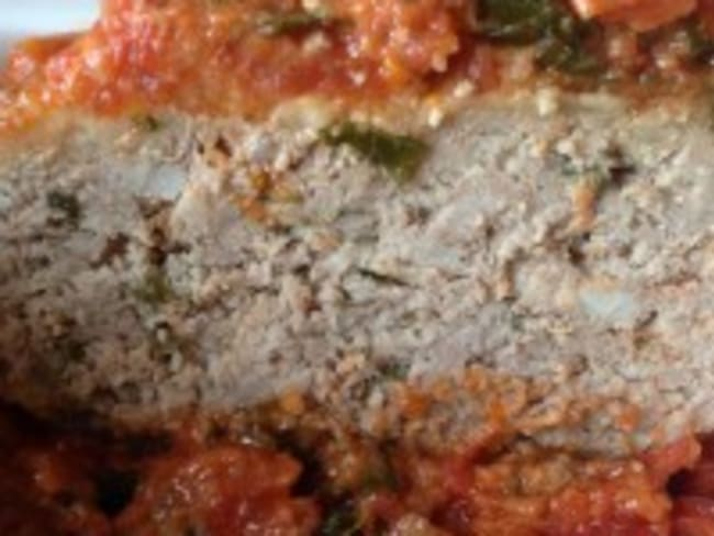 Pain de Viande Italien Classique