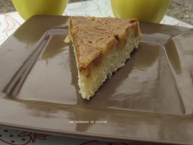 Gâteau fondant sans oeuf