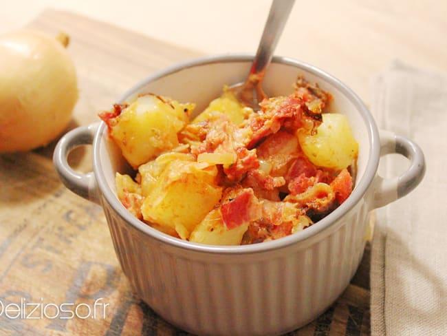 Pommes de terre alla Pizzaiola