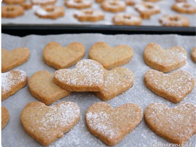 Biscuits coeurs