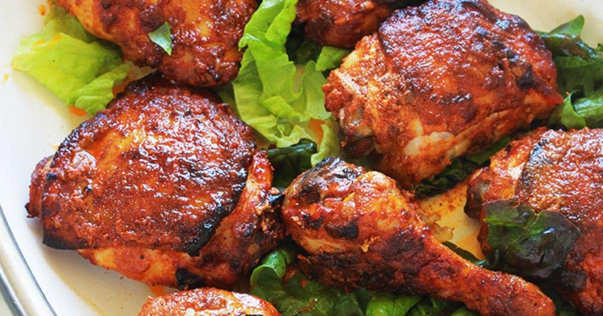 Poulet tandoori une recette indienne facile recette - Cuisine thailandaise recette ...