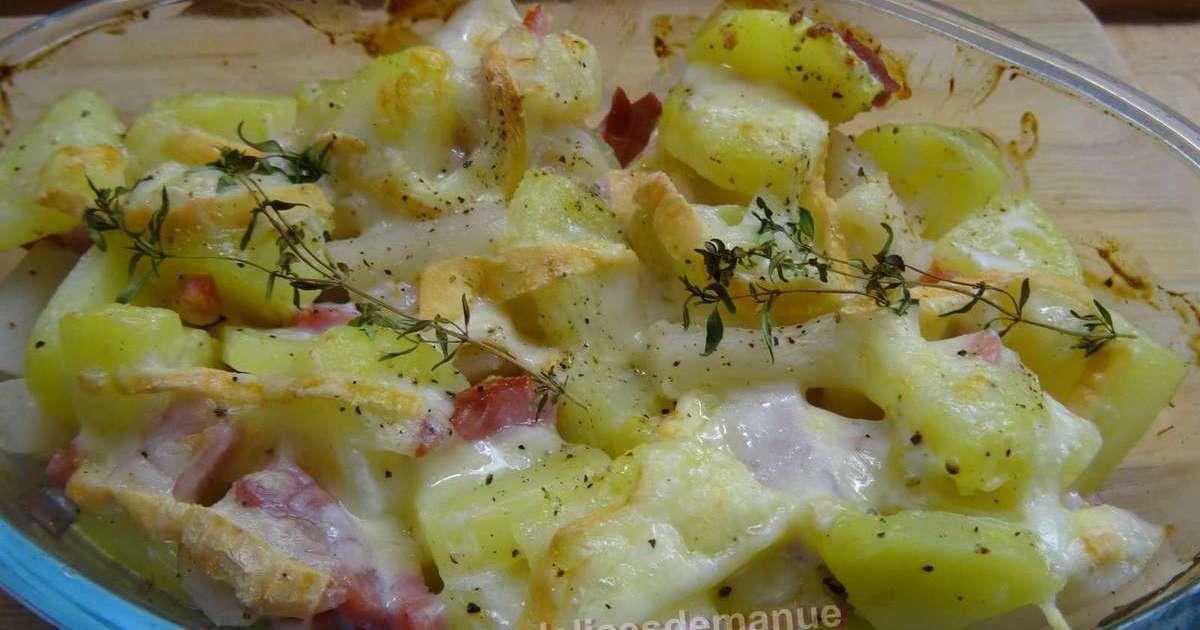 recettes de gratin de pommes de terre id es de recettes base de gratin de pommes de terre. Black Bedroom Furniture Sets. Home Design Ideas