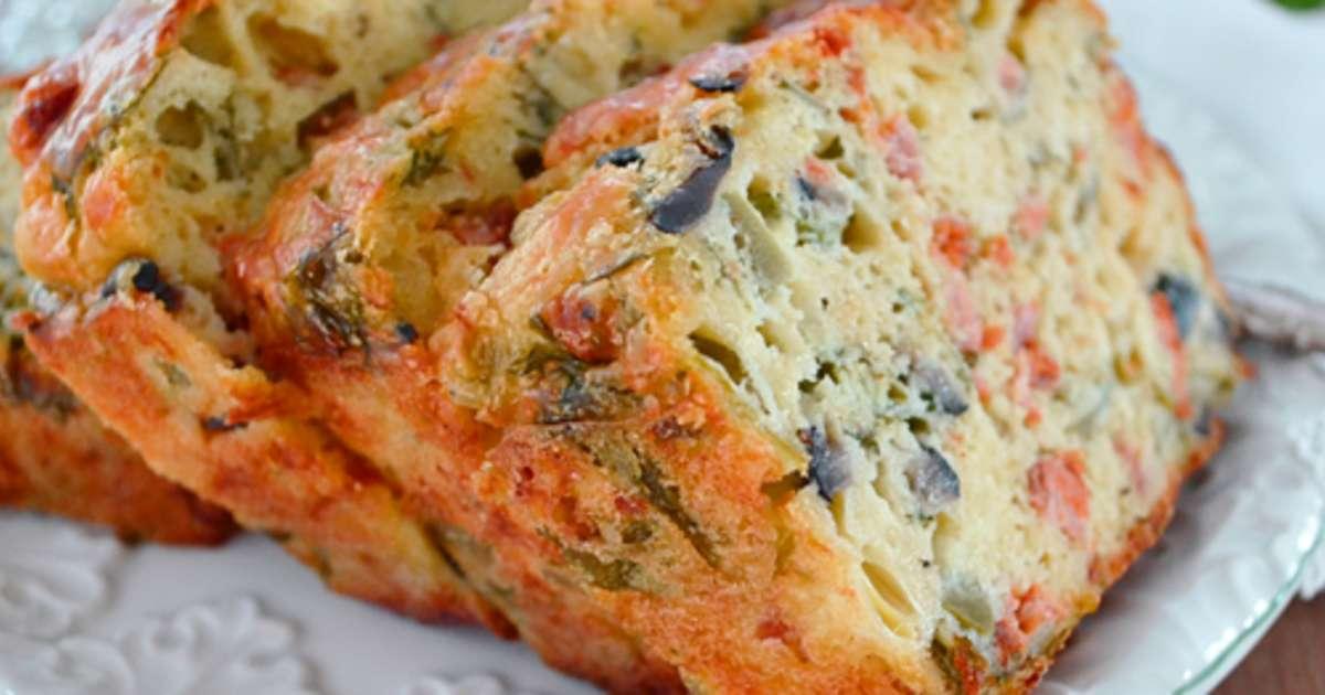Recette Cake Au Jambon Avec  Oeuf