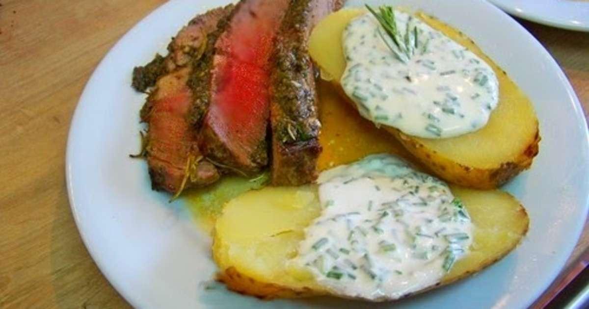 cotes agneau et pommes de terre au four